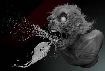Zombie by Caetis