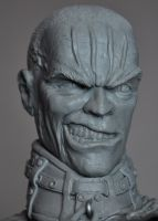 Victor Zsasz up close... by AntWatkins
