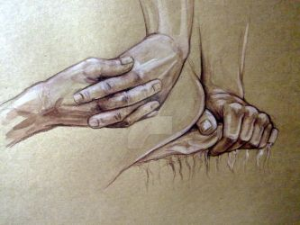 Hands 1 by AstridCastle