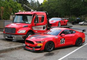 Ford Racing Development by S-Amadeaus