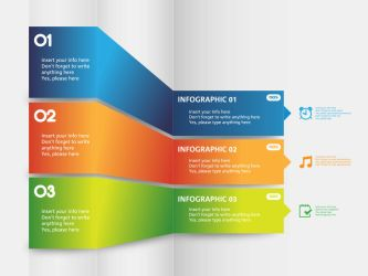 Infograph EPS (Free Download) by ahmedcomap