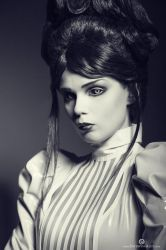 Victorian Doll by Elisanth