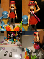 Pokemon Serena Custom Accessories by BouncekDeLemos