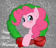 X-mas Ych - Pinkie Pie by Flamelight-Dash