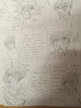 Universal Heroes #1 The Recruit PG 52 by Danielfs5