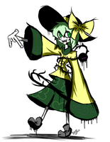 Koishi by SubparScribbles