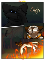 ~ Dawn ~ chapter 1, page 76 by Wolfhowler9880