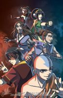 Avatar - Heroes by YoukaiYume