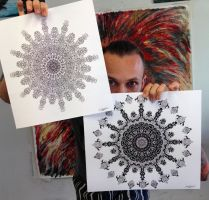 Mandala Designs by AtomiccircuS