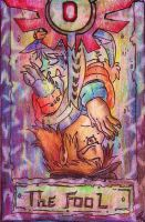 .: -0therside Tarot card meme- The Fool(s)- :. by PrideAlchemist7