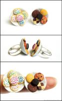 Cookie Plate Rings by Bon-AppetEats