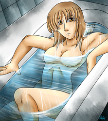 Bath Time-Finished by XMaria-Onee-SamaX