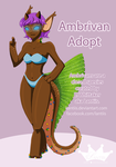 OPEN FREE Fall Swimmer Adopt by iLantiis
