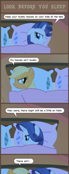 Look Before you Sleep by TheXxxX