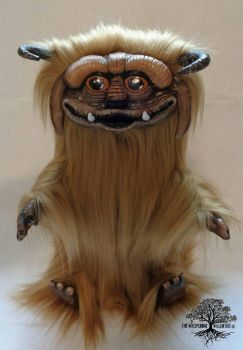 Ludo from Labyrinth Art Doll by WhisperingWillowArt