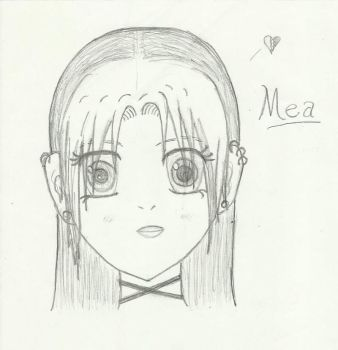 Mea by BitchinCupcake