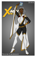X-Men - Storm Redesign by Femmes-Fatales