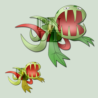 Pokemon CARNIVINE