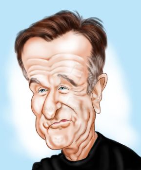 Robin Williams by adavis57