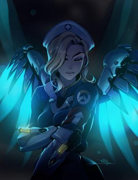 your guardian angel by vashperado