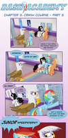 Dash Academy 3- Crash Course 5 by SorcerusHorserus