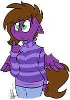 (Redraw) Sweater Weather by BefishProductions
