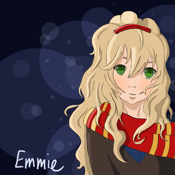 Emmie by xMysteryWriter