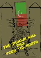 Imran Khan (The Shogunat will rise from the No by kalabadi-hallaj