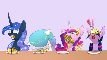 Pancakes by Underpable
