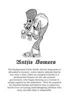Antjie Somers by Galago