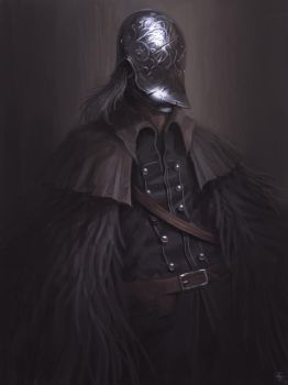 Bloody Crow Of Cainhurst by janniklind