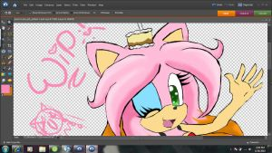 Gift WIP for Pluto-chan by MysticalGrl24