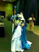 Snow Sorceress Cosplay by 6SeaCat9