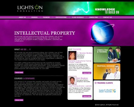 lightson web site 1 by Chico1234
