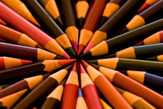 Pencils 3 by michael11