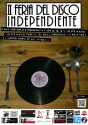 II Feria del Disco Independiente by Davida
