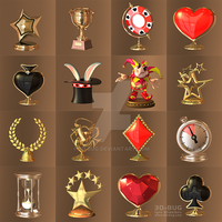 Trophies Spm by 3D-BUG