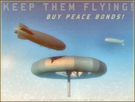 Keep them flying by donaguirre