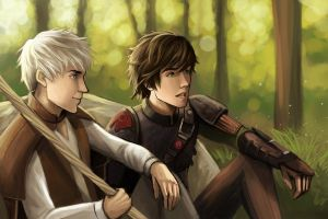 Direction (Jack x Male!Reader x Hiccup) by ShadowsByDay on DeviantArt