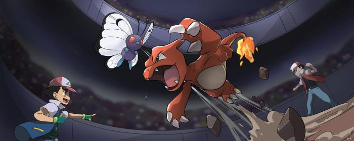 Pokemon Reset Bloodlines: The First Battle by mark331