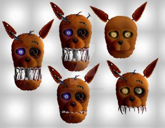 Magister Horror (head's versions) by heavenly-roads