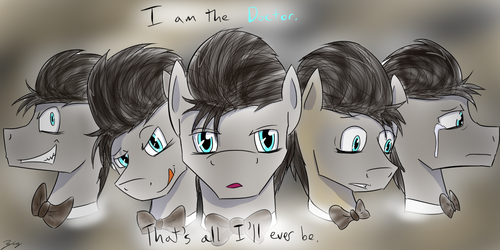 I Am The Doctor by The-Zig
