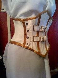 Clover by Clamp Corset by sarlume
