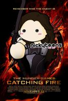 The Hunger Games: Catching Fire by NickyToons