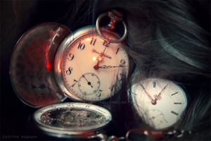 The Devil's clocks by KatrineH