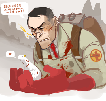 TF2- Archimedes, NO by koenta