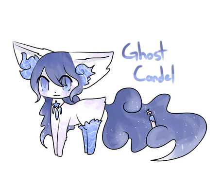 Starkits Auction- Ghost Candel (CLOSED) by Kuro-The-Art-Kitsune