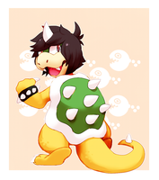 Coolest koopa by Pand-ASS
