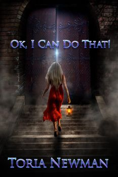 Book cover - Ok, I Can Do That! by Toria Newman by CathleenTarawhiti