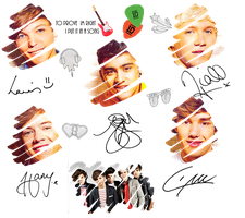 One Direction PNG by japaosk